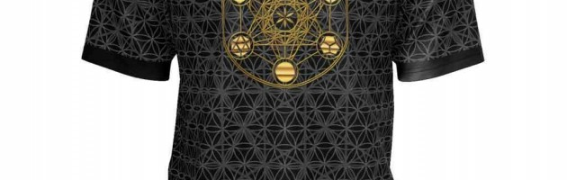 This is one of scores of geometrically inspired designs at www.Sacredgeometrical.com